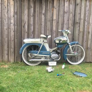 Crescent Raket Sport 1151 1962