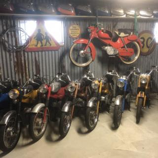 Puch garaget