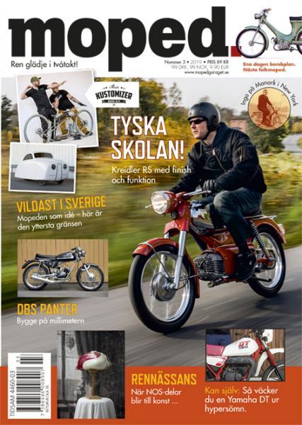 Moped 3 är ute nu!