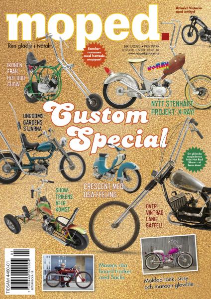 Nytt nummer – Custom Special
