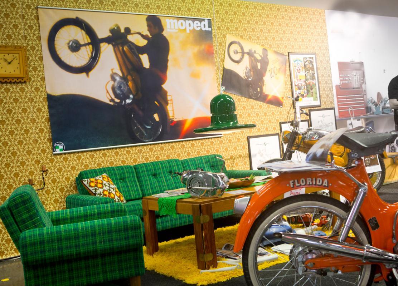 Köp vår Puch-plansch i nytryck! | Moped